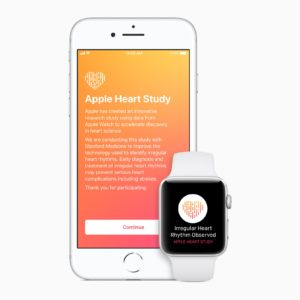 Apple Health Study