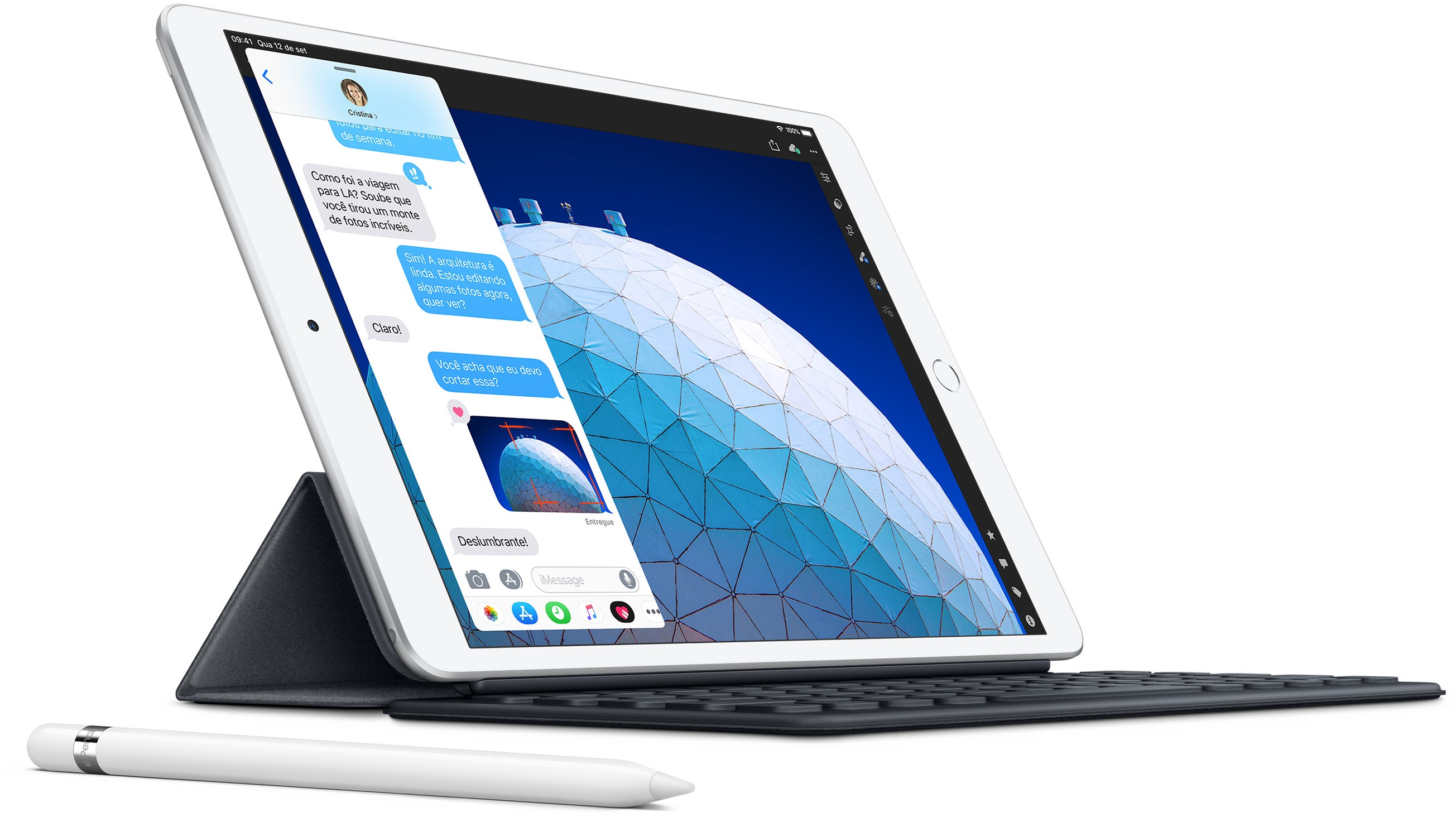 Novo iPad Air