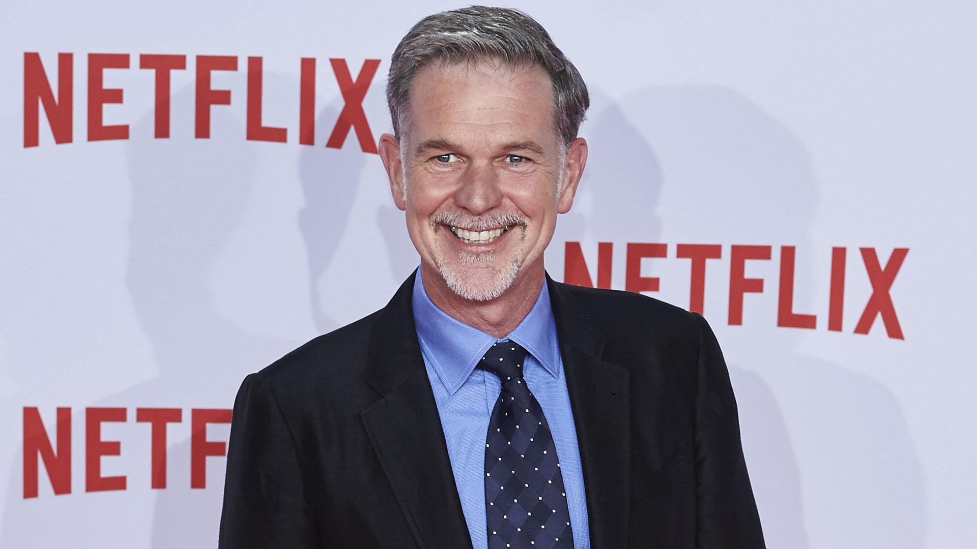 Reed Hastings, CEO da Netflix