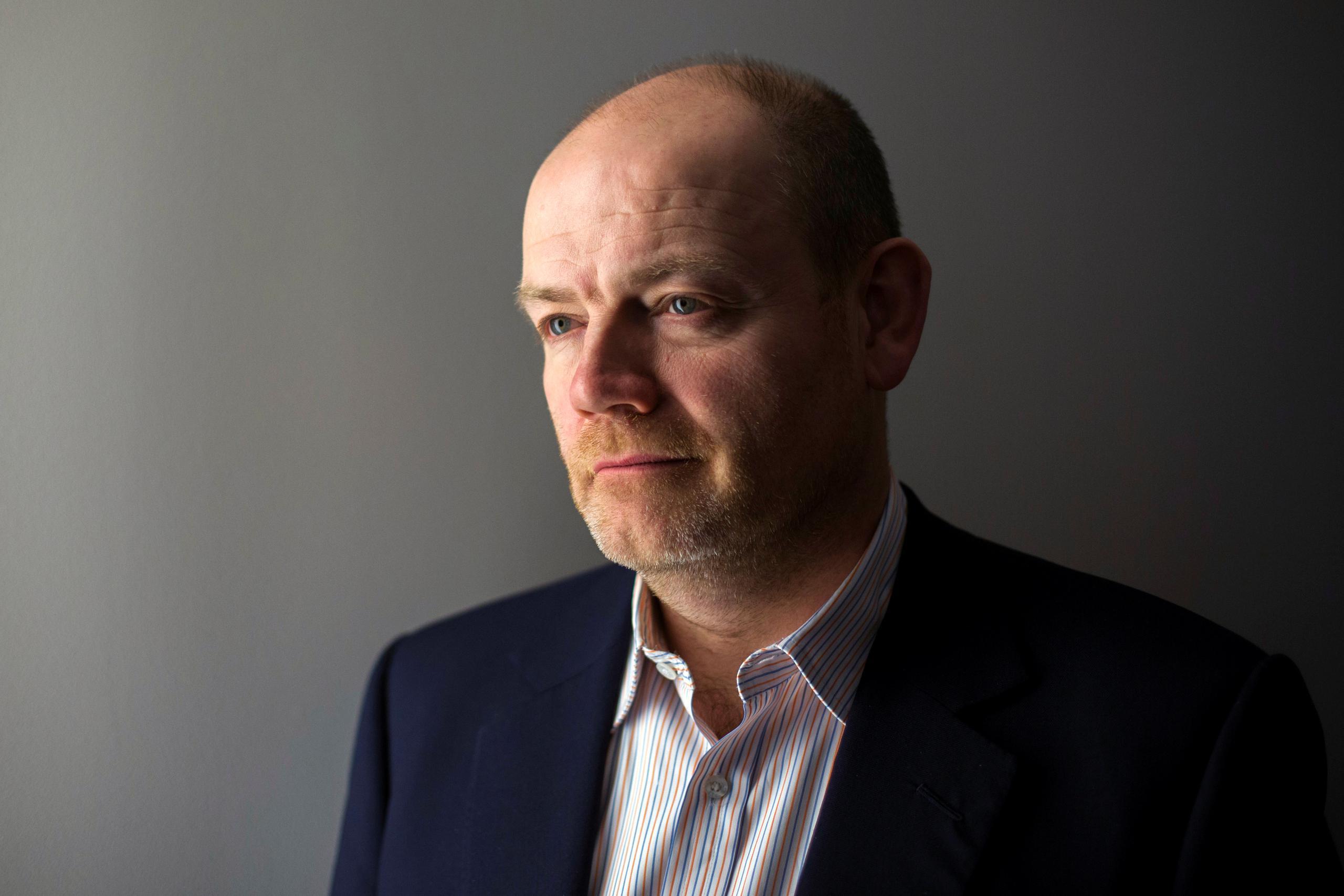 Mark Thompson, presidente e CEO do The New York Times