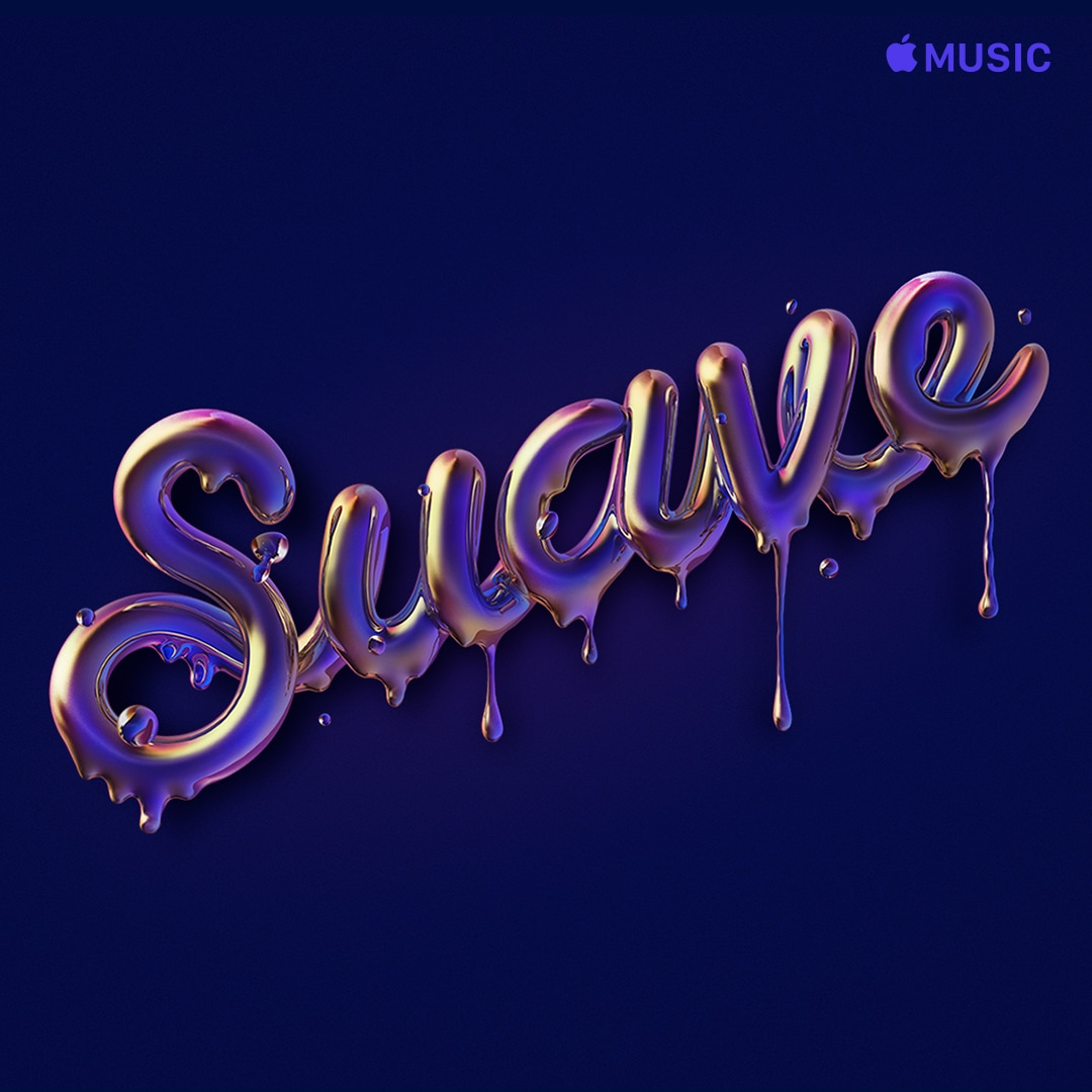 """Suave"", nova playlist do Apple Music"