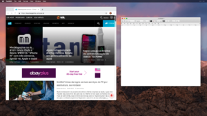 Apps sem Modo Escuro no macOS Mojave