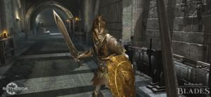 The Elder Scrolls - Blades - Captura de tela
