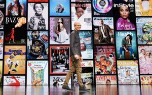 Roger Rosner apresentando o Apple News+