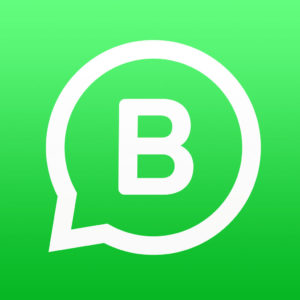 Ícone do app WhatsApp Business para iOS