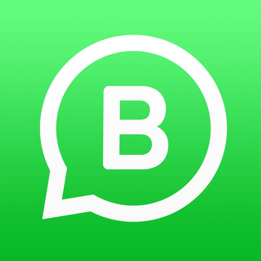 Ícone do app WhatsApp Business para iOS