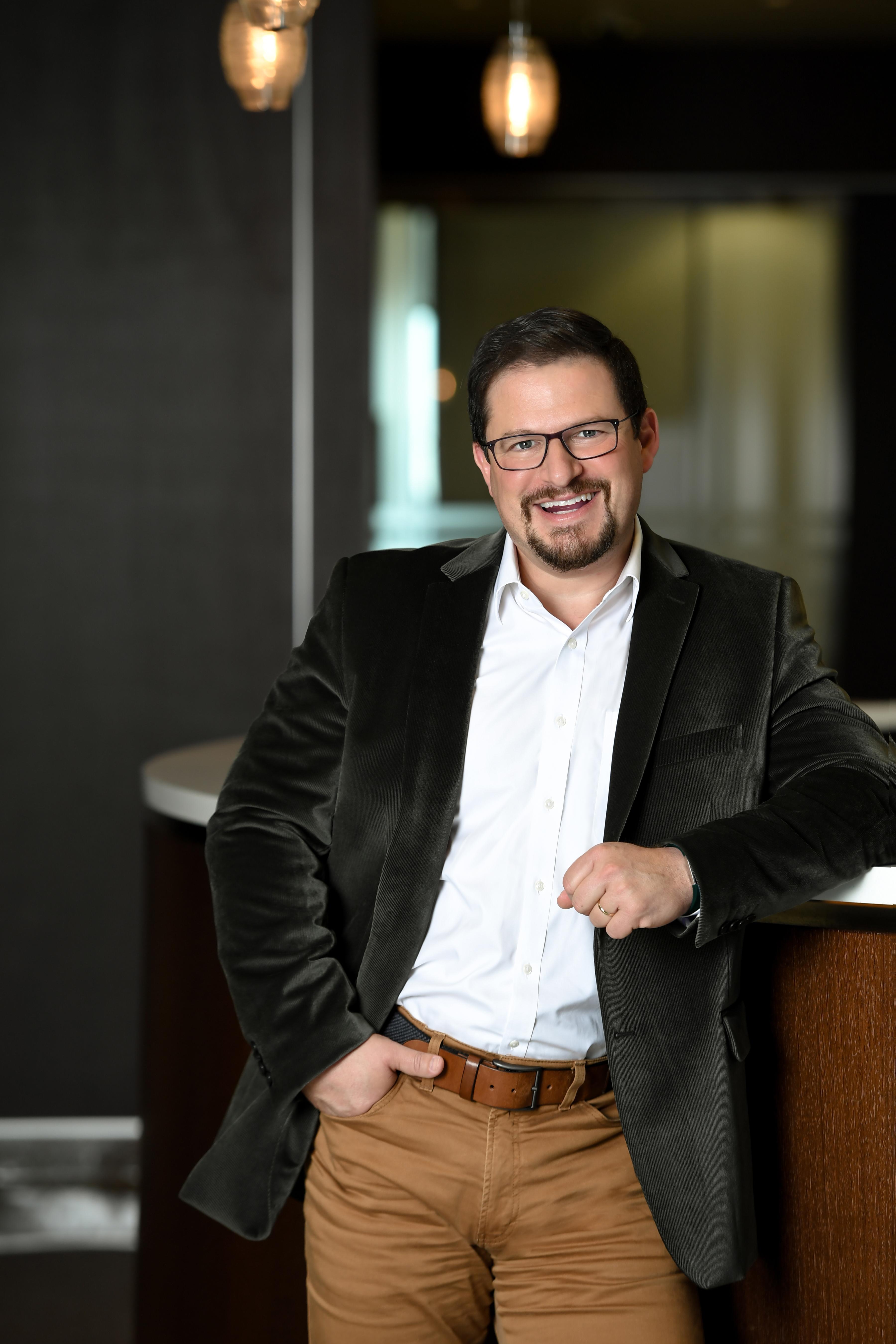 Cristiano Amon, presidente da Qualcomm