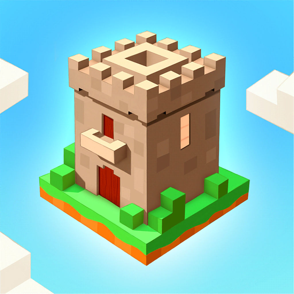 Ícone de Crafty Lands (PlayKids)