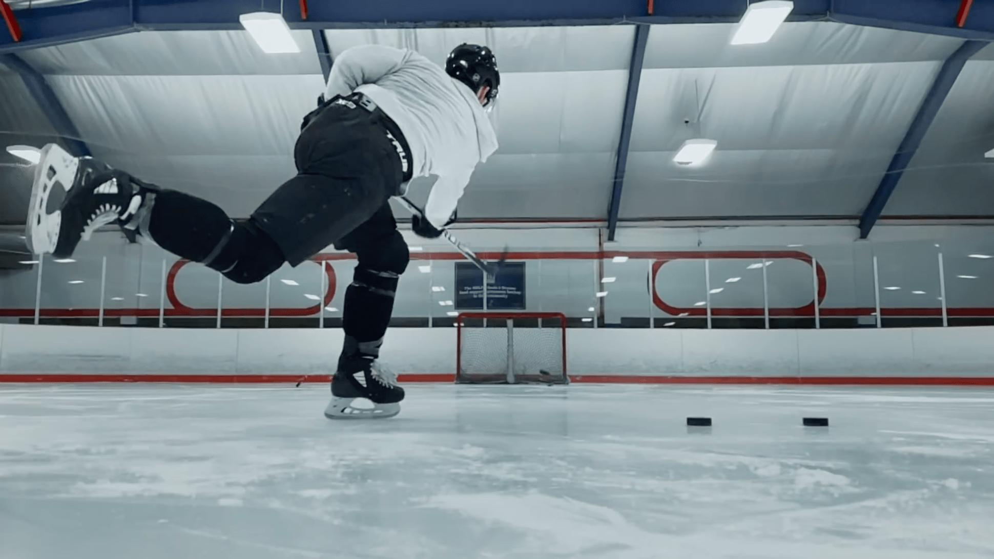 Comercial da Apple em parceria com a NHL