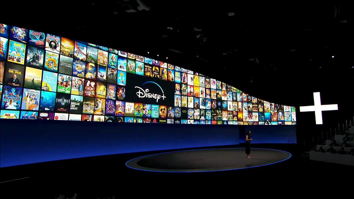 Evento Disney+