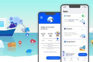 Jumbo, app com assistente de privacidade digital
