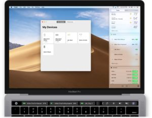 Juice, gerenciador Bluetooth para macOS