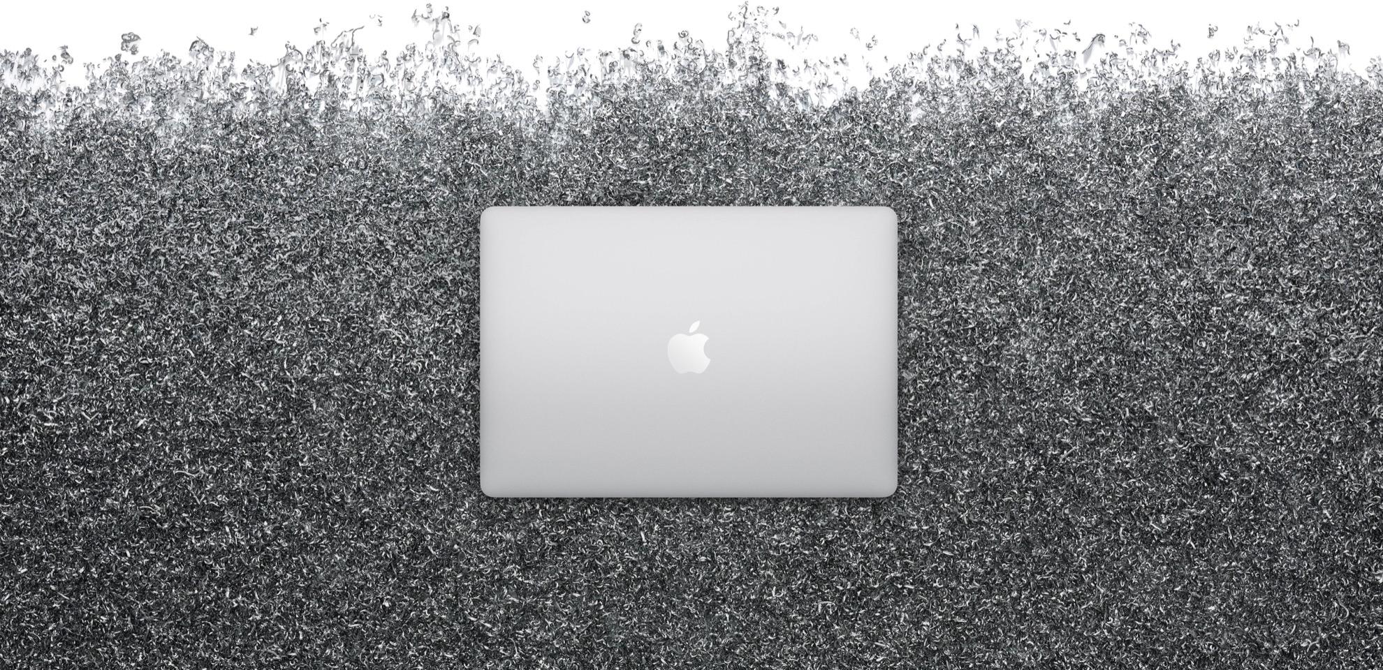 MacBook e alumínio