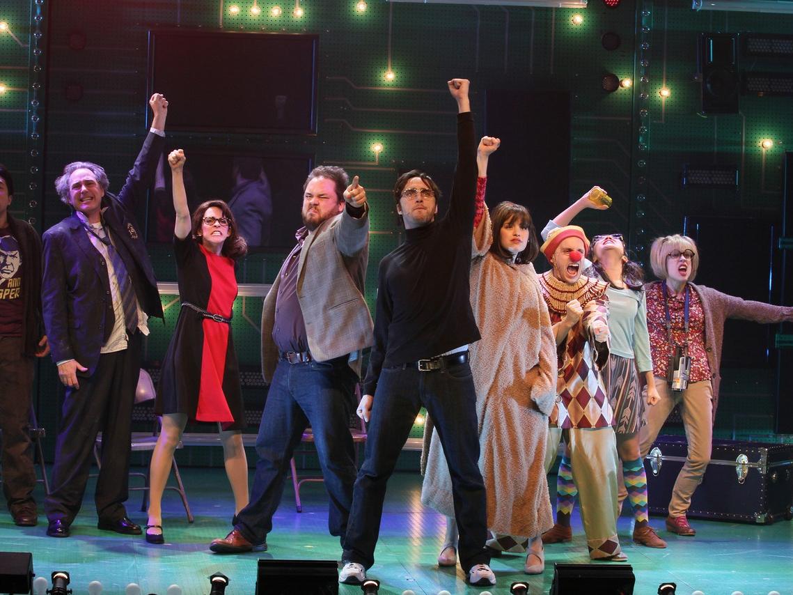 """Nerds"", musical cancelado da Broadway sobre Steve Jobs e Bill Gates"