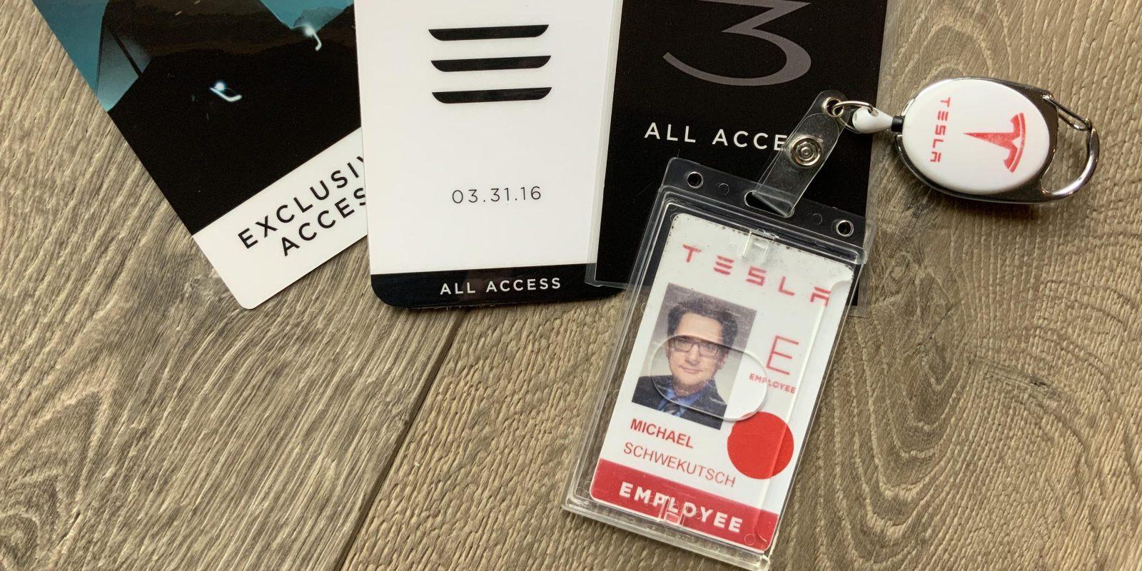 Michael Schwekutsch, ex-engenheiro da Tesla contratado pela Apple