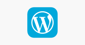 Ícone do WordPress