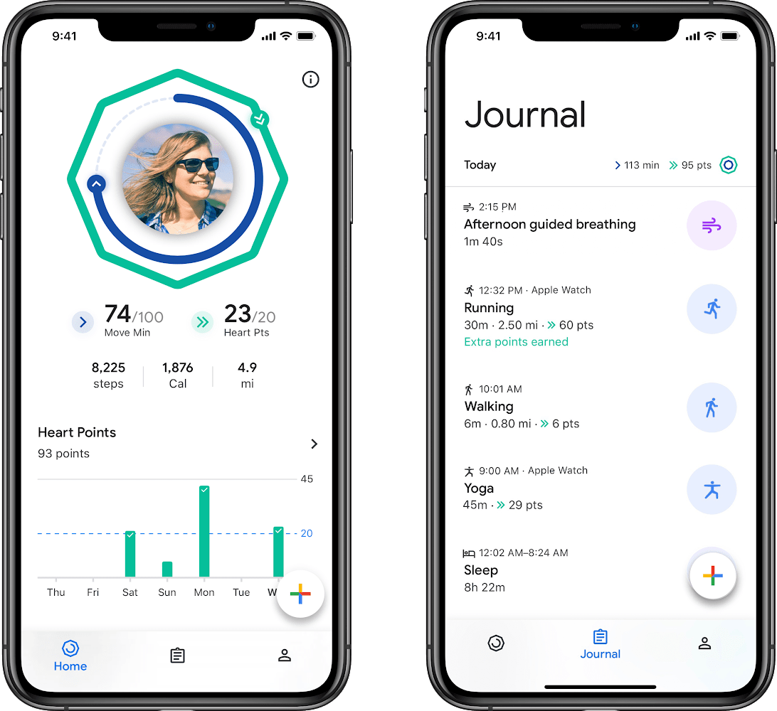 Google Fit para iOS