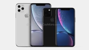 "Render do ""iPhone XI"""