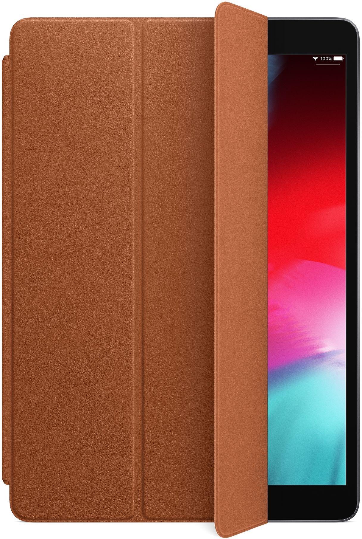 Smart Cover de couro para iPad Air