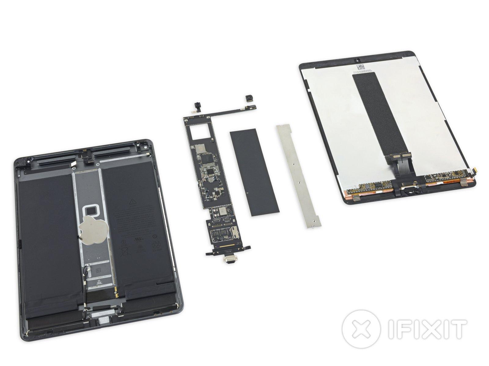 Desmonte do iPad Air 3 do iFixit