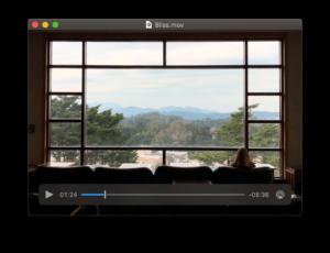 Optimus Player, reprodutor de mídia para macOS