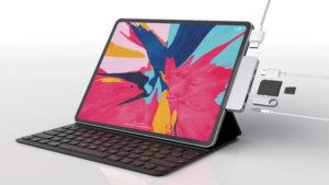 Hub HyperDrive para iPad Pro