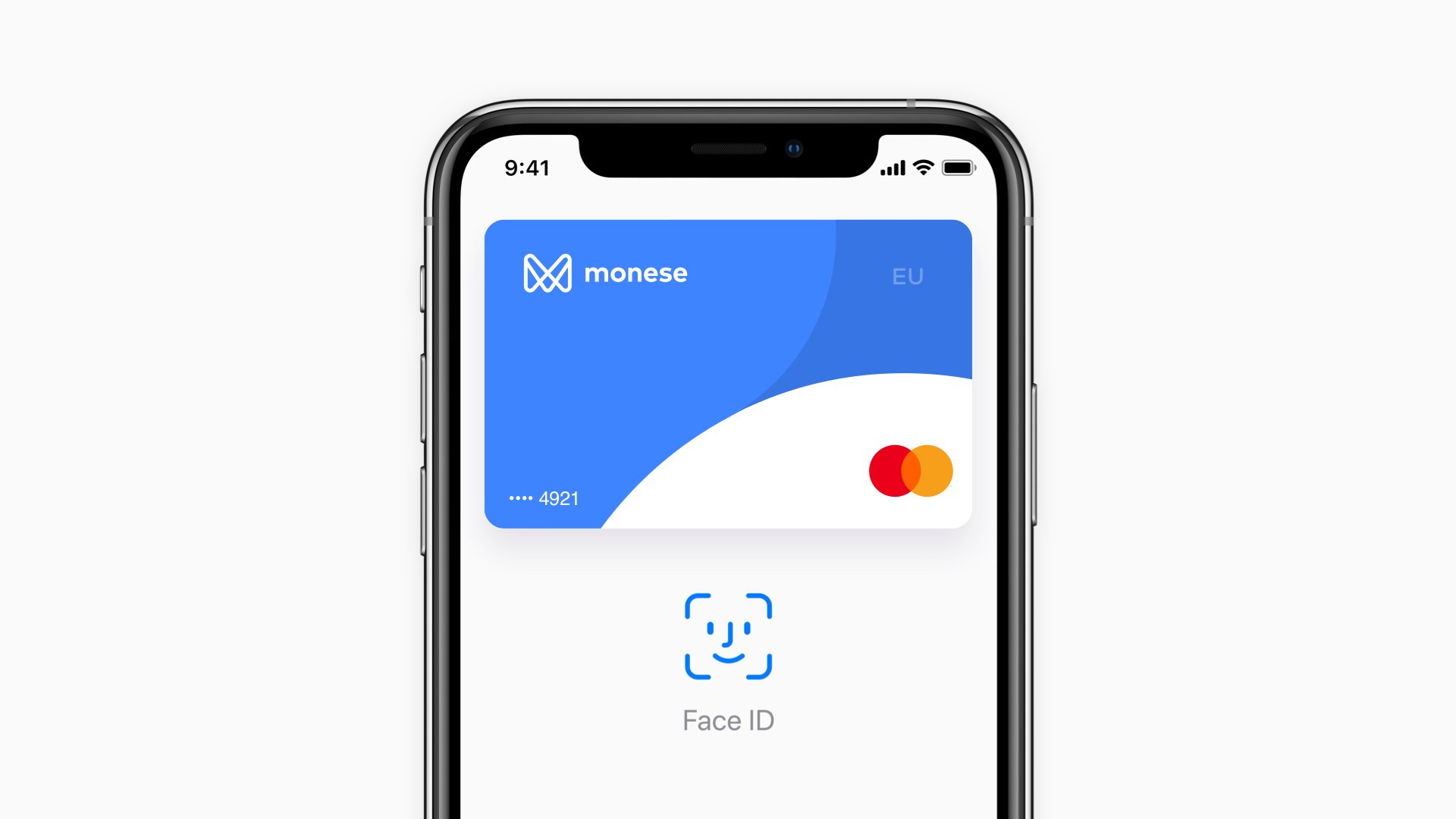 Apple Pay - Monese