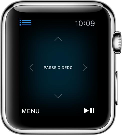 App Remote para Apple Watch