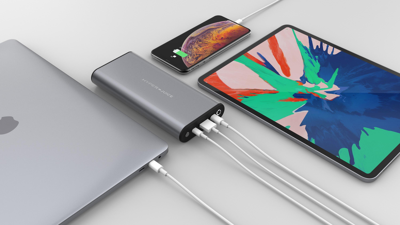 HyperJuice e dispositivos