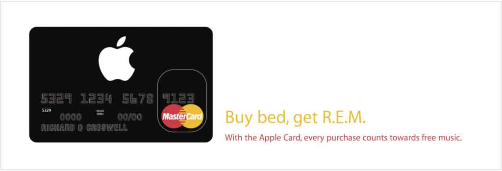 "Proposta de ""Apple Card"" de 2004"