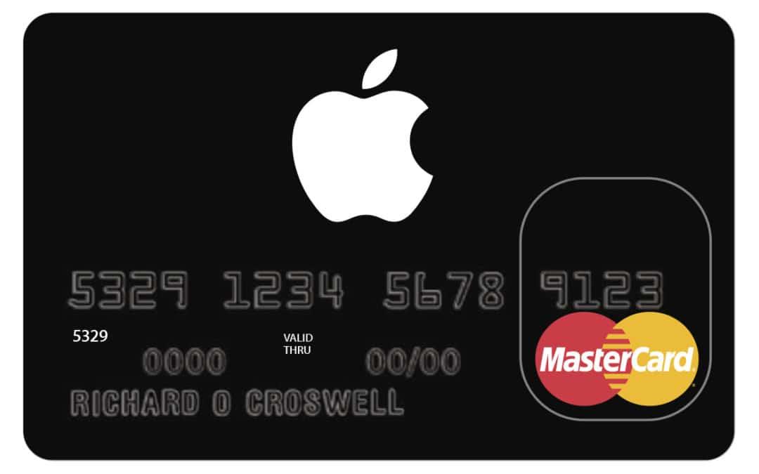 """Proposta de """"Apple Card"""" de 2004"""