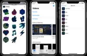 App WWDC atualizado para a edição 2019 do evento