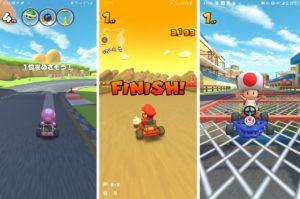Primeiras imagens de Mario Kart Tour