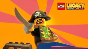 [Vídeo] LEGO Legacy: Heroes Unboxed