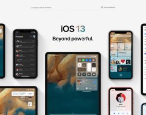 Conceito para o iOS 13 por Álvaro Pabesio