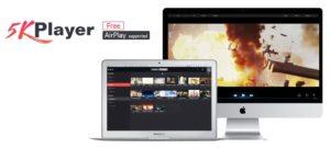 Reprodutor de mídias 5K Player para Mac