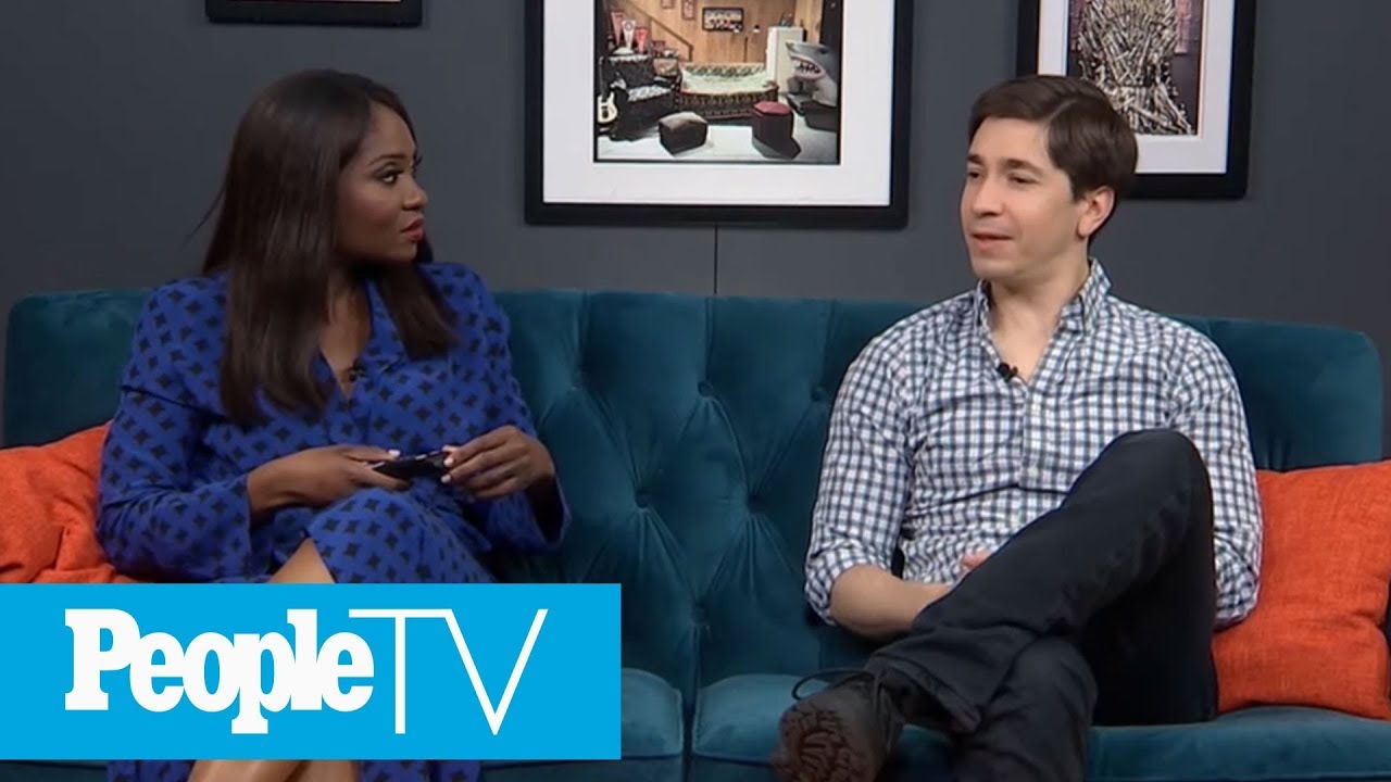 Justin Long no programa Couch Surfing