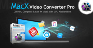Banner do MacX Video Converter Pro