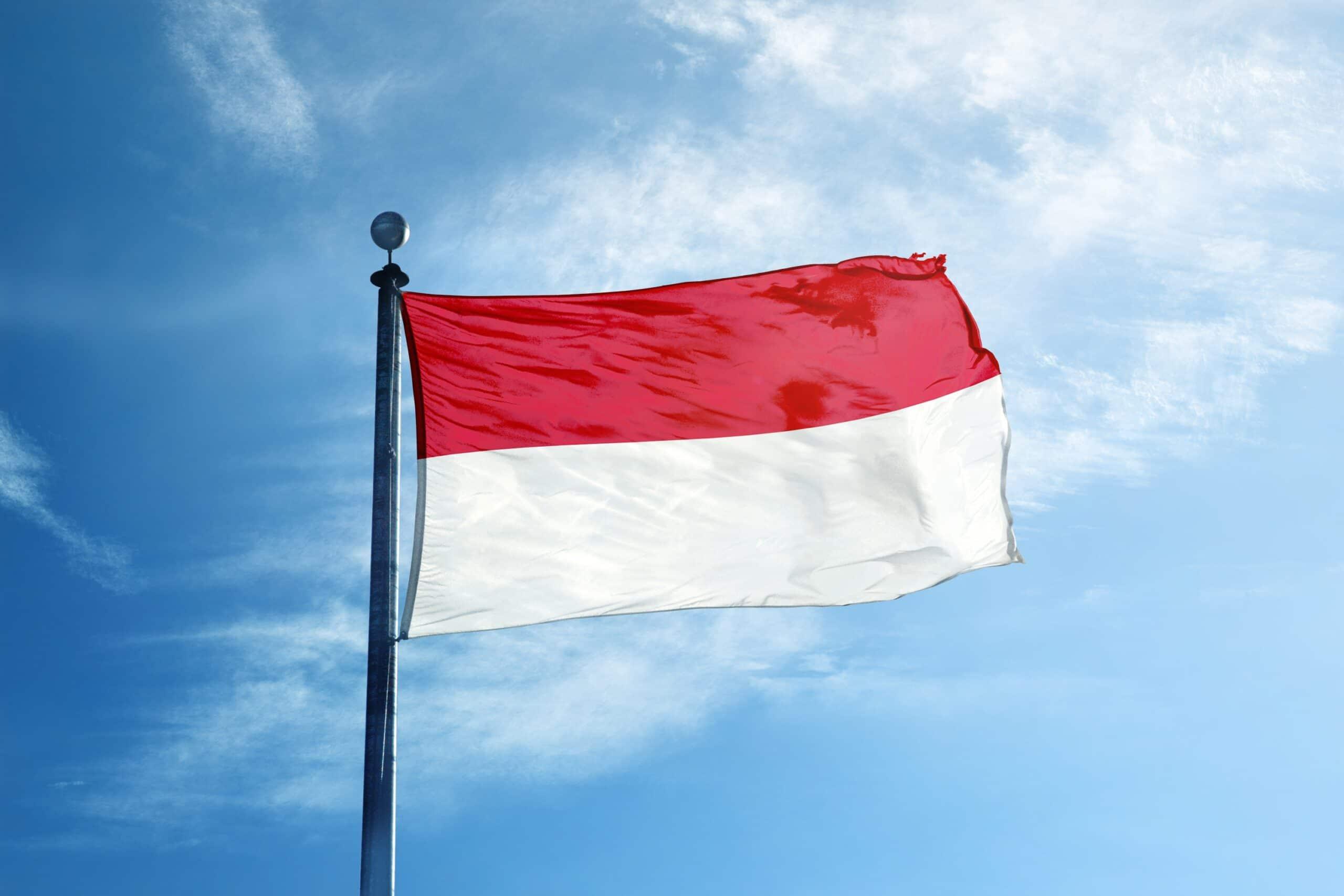 Bandeira da Indonésia