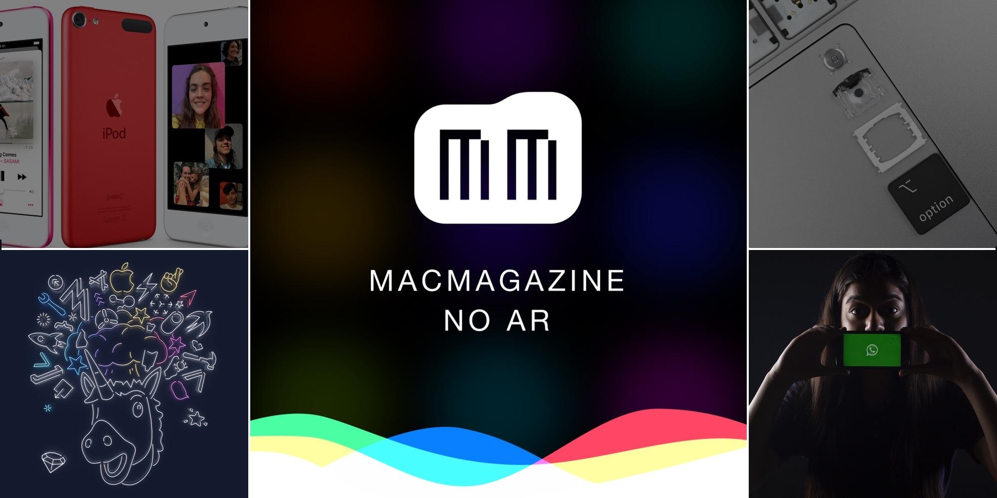 Capa do podcast MacMagazine no Ar #324