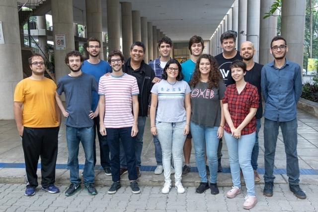 Alunos da PUC-Rio que irão participar da WWDC19