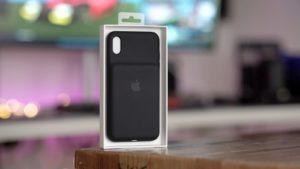 Smart Battery Case para iPhone XS