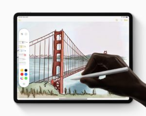 Apple Pencil no iPadOS 13