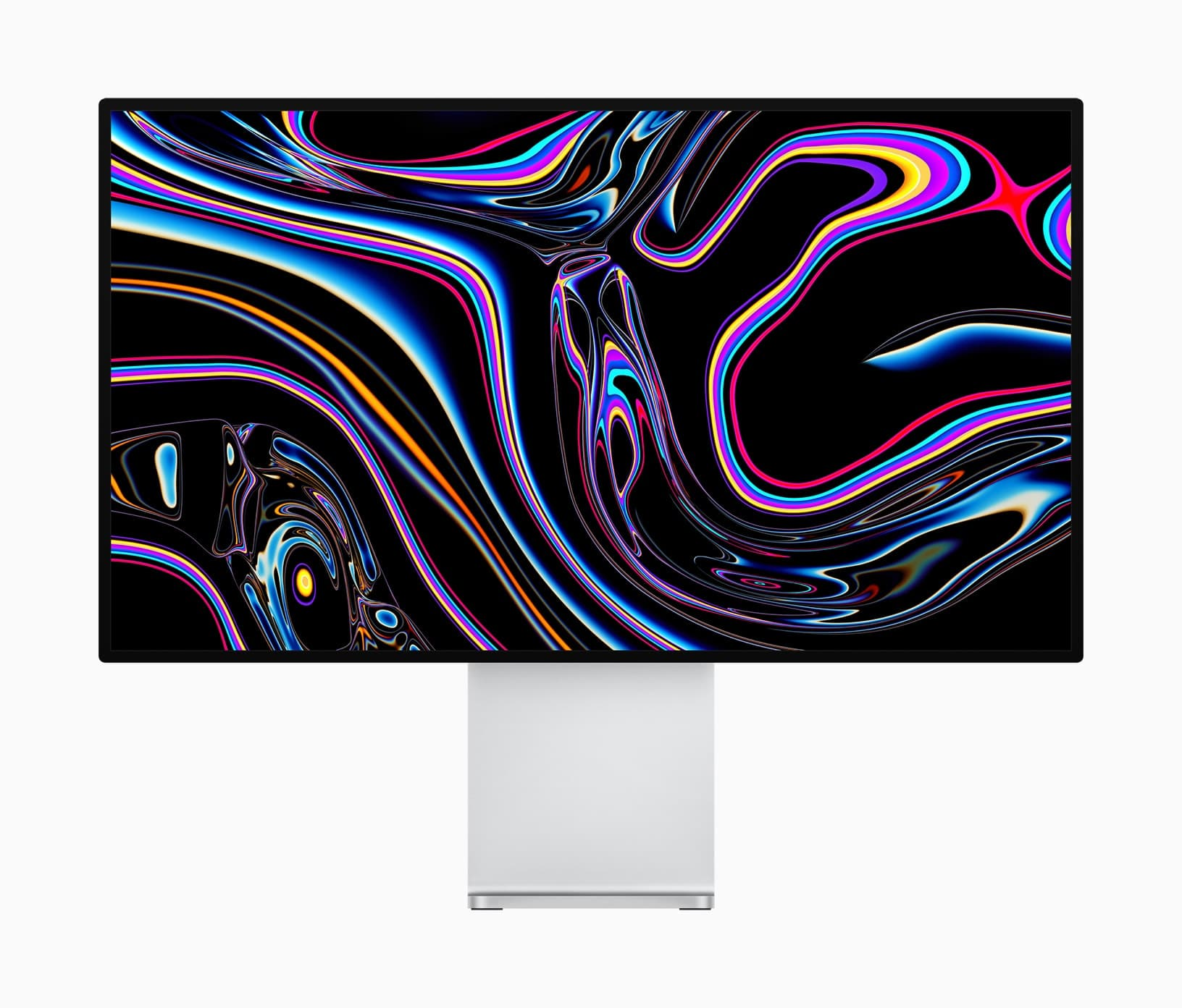Apple Pro Display XDR de frente