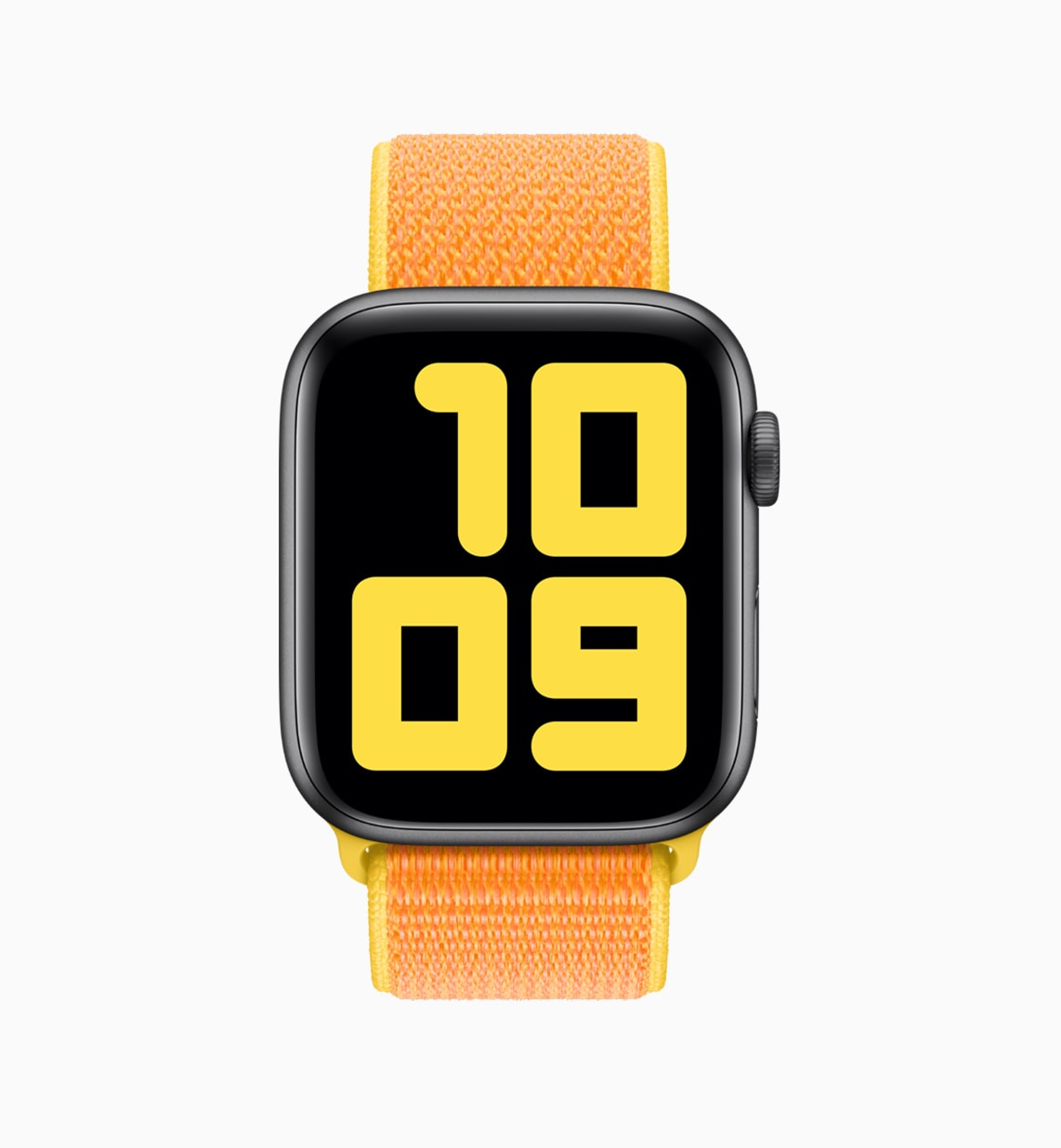Novo mostrador do watchOS 6