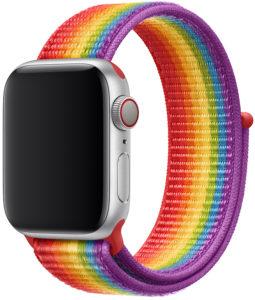 Nova pulseira loop esportiva Orgulho