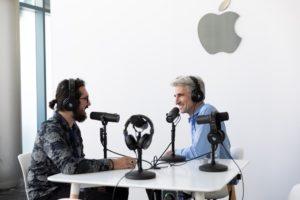 Craig Federighi e Federico Viticci