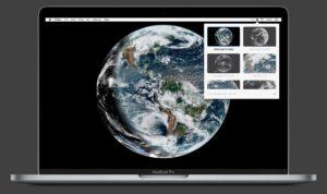 Downlink num MacBook Pro