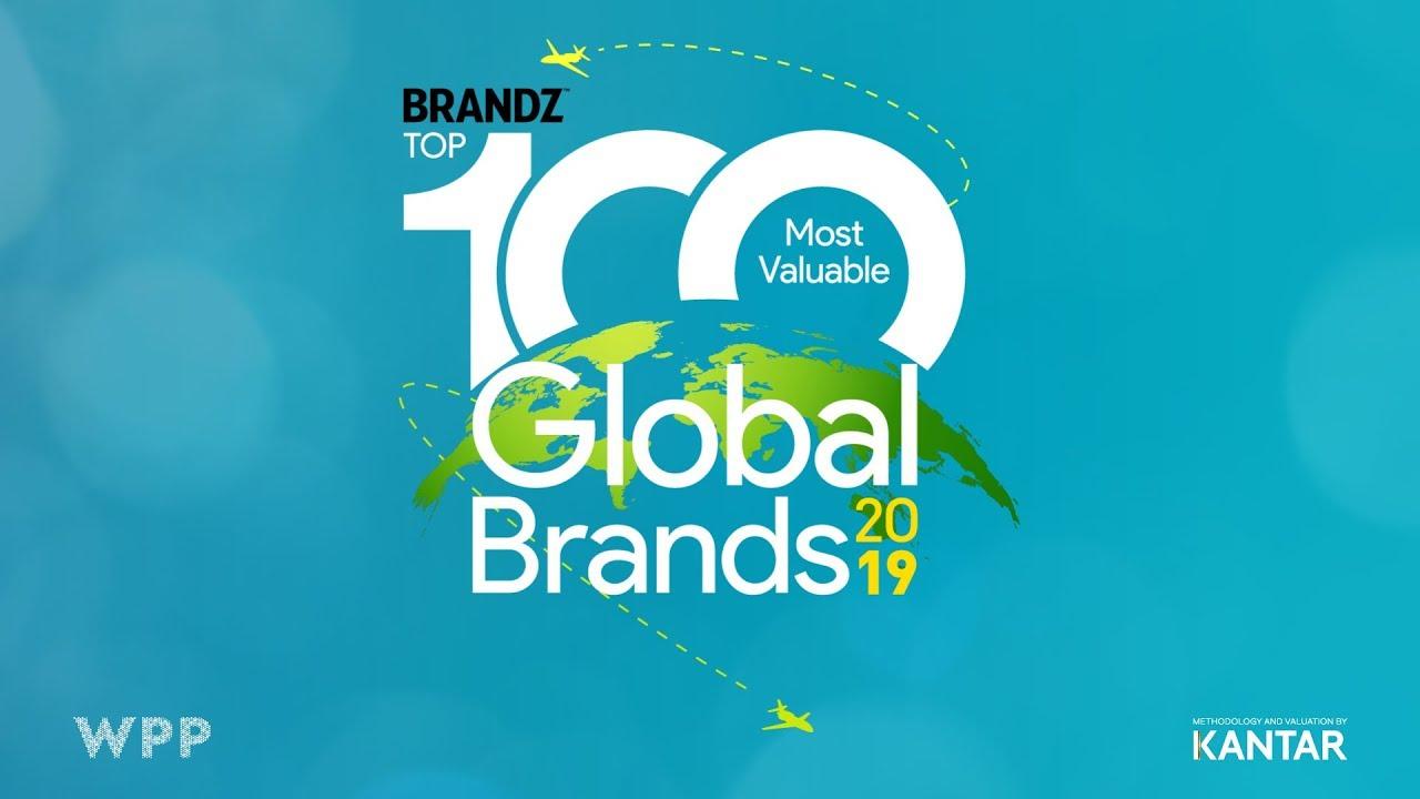 """Vídeo do """"BrandZ Top 100 Most Valuable Global Brands"""""""