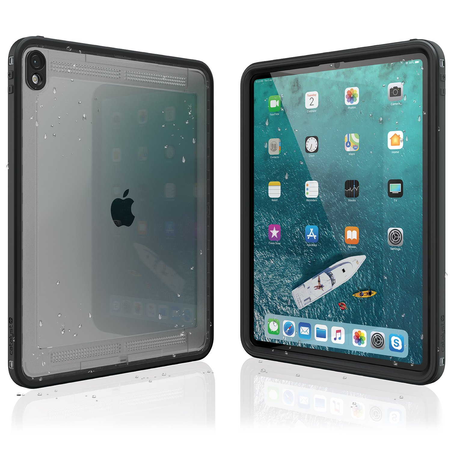 Waterproof Case, da Catalyst, para iPad Pro